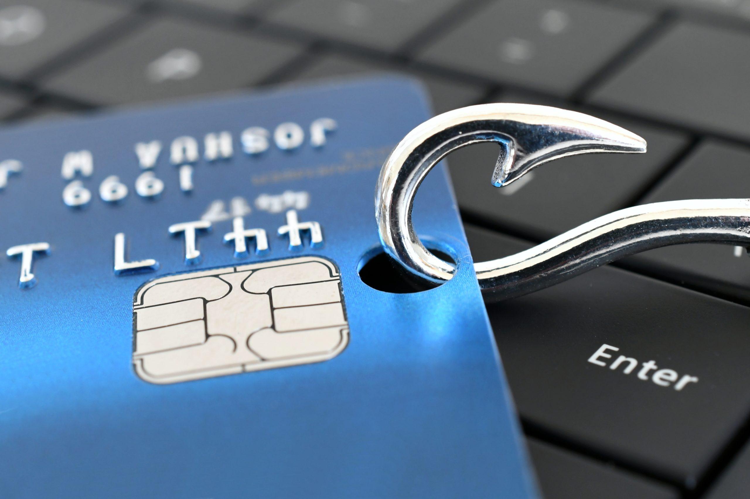 Beware of phishing scam